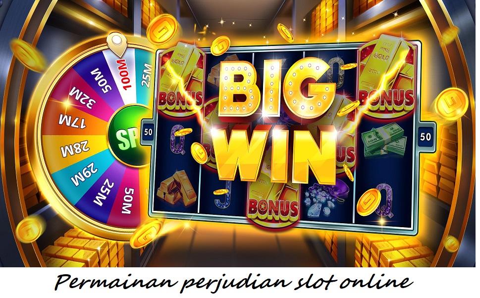 Permainan perjudian slot online